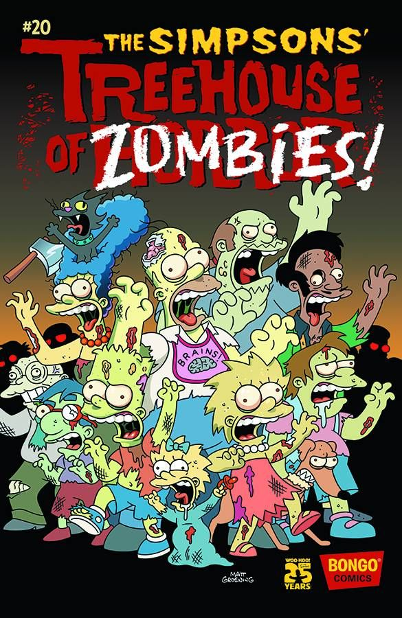 17 best ideas about simpsons treehouse of horror on