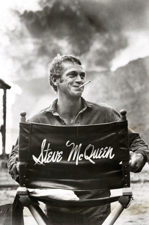 """Steve McQueen in 'Nevada Smith'"" (1966)"
