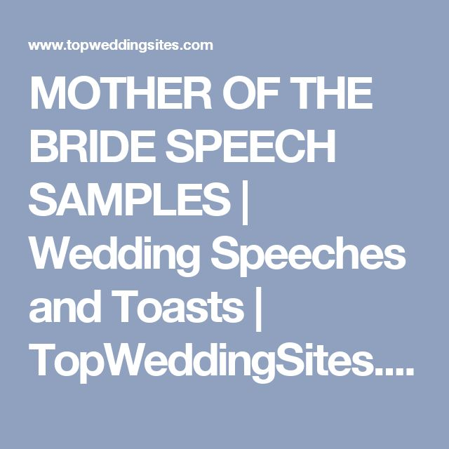 25+ Cute Bride Speech Ideas On Pinterest
