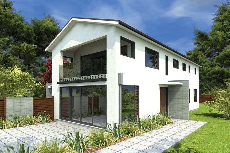 David Reid Homes - Contemporary 5 specifications, house plans & images