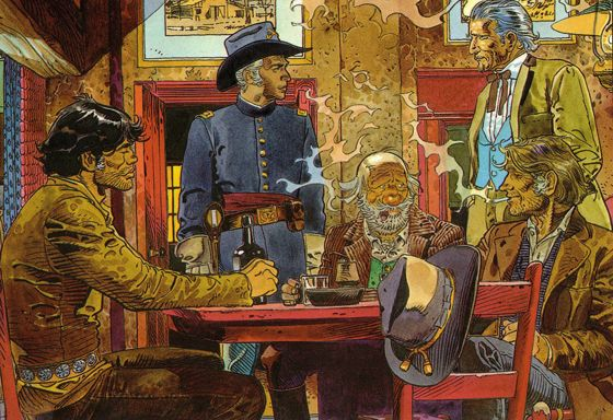 Jean Giraud - Moebius - Gir - Muore a 73 anni il fumettista francese