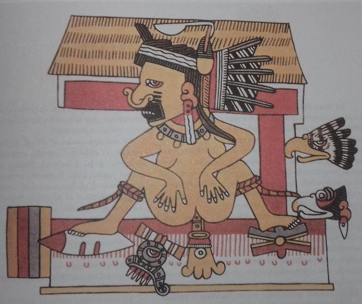 """EXCREMENTO - SÍMBOLO DE TRANSFORMACIÓN Y POTENCIALIDAD La palabra azteca que expresa la vergüenza significa """"estar embadurnado de heces"""", pero también la palabra que usaban para referirse al oro o """"excremento divino"""". En una paradoja similar, la alquimia afirmaba, y la psicología sostiene, que el oro de la transformación """"se encuentra en la mugre"""", en esos mismos aspectos de la sustancia de uno que el yo tiende a menospreciar como inferiores (+ info click en VISITAR). Imagen: Diosa…"""