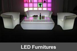 LED FURNITURES | Elan Furnitures