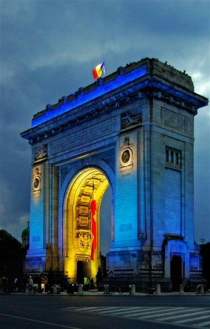 La multi ani Romania!!! ❤ ✔