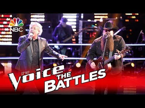"The Voice 2016 Battle - Dan Shafer vs. Sundance Head: ""Feel Like Makin' Love"" - YouTube"