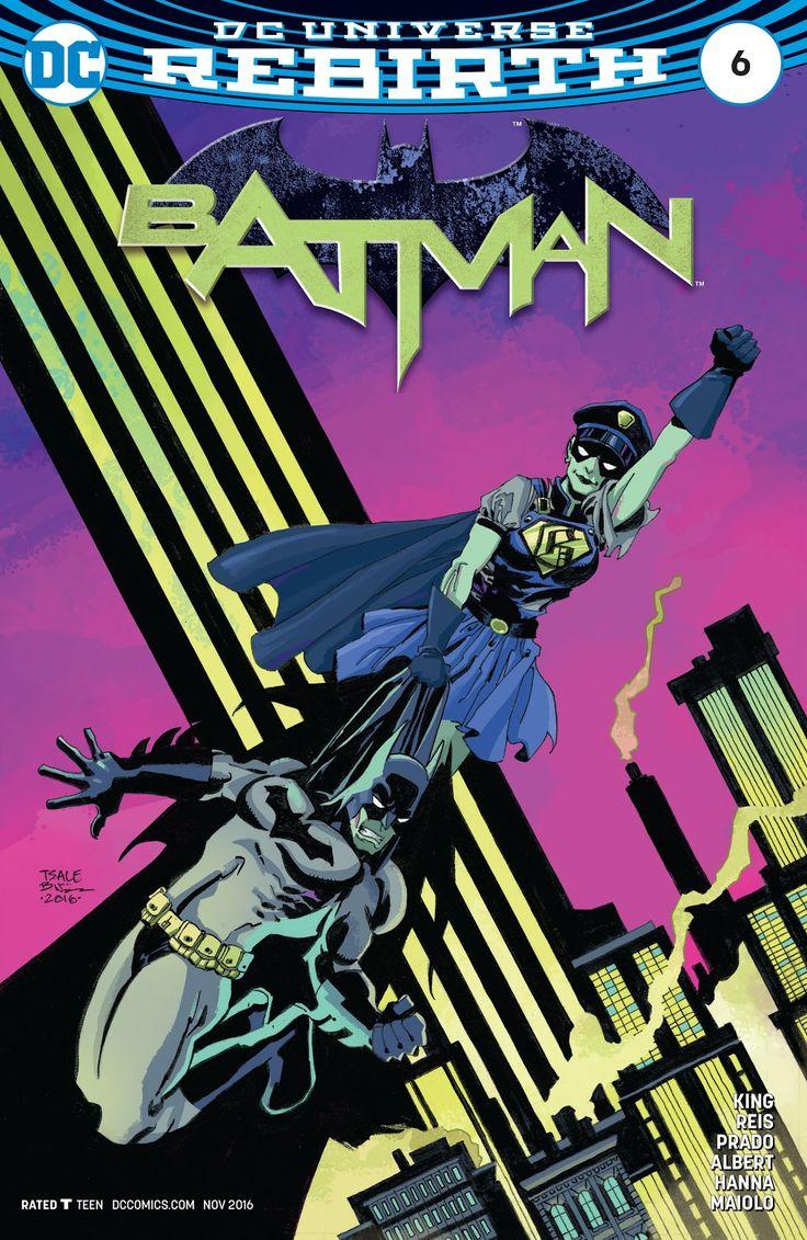Batman (2016) Issue #6 - Read Batman (2016) Issue #6 comic online in high quality