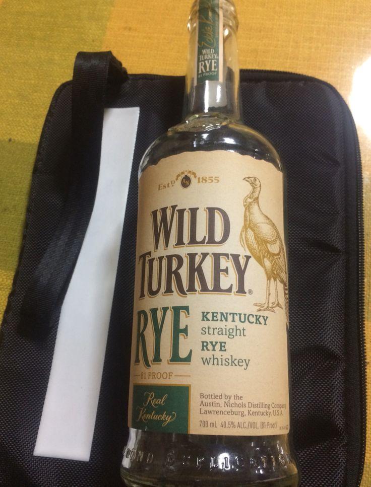 Wild Turkey Rye