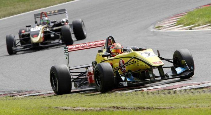 Sean Gelael Persiapkan Diri Hadapi Formula 3 Eropa Di Nurburgring Jerman #info #BosMobil