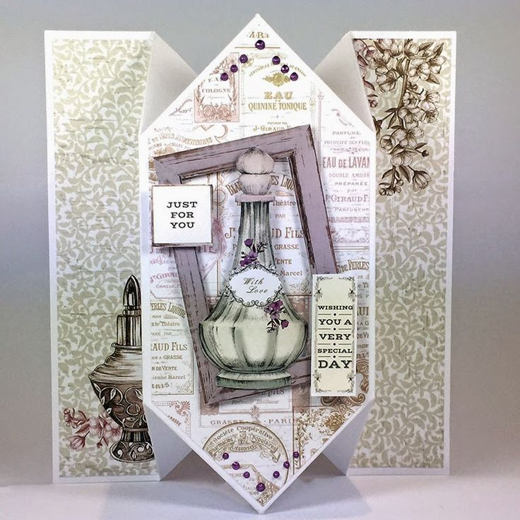 Craftwork Cards Blog: Venetian 4DD Accordion Cards - tips and tricks