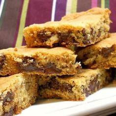Original Nestle Toll House Chocolate Chip Pan Cookie
