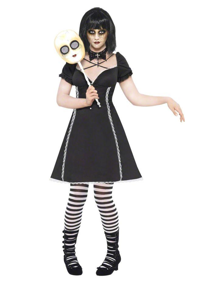 Horror Doll Adult Women's Costume