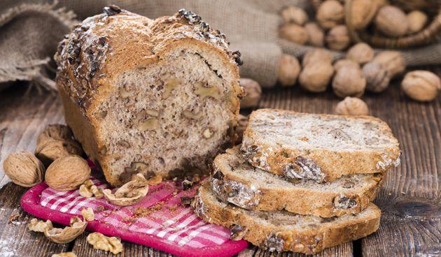 Walnotenbrood #recept #recipe #walnotenbrood #walnutbread