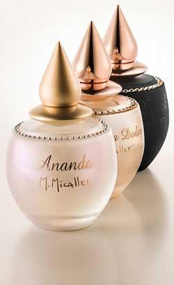 perfumes y aromas