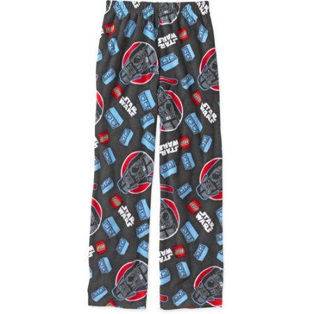 Star Wars - Boys' Pajama Pants, Black
