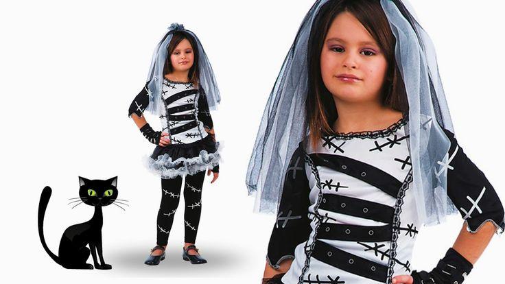 Costume da Halloween da bambina