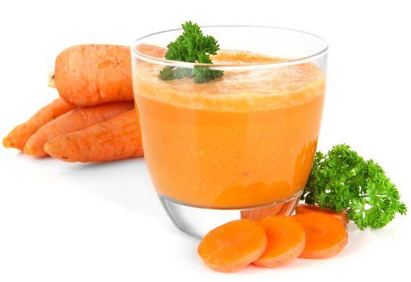 Batido de zanahoria