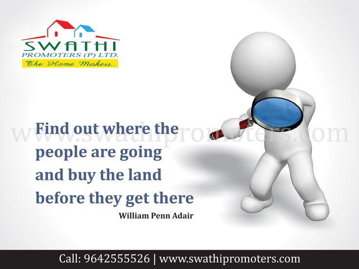 The Idealistic Investment plan is to Invest on Property that two in Swathi Promoters Pvt. Ltd., Vizag. Website - www.swathipromoters.com Ph no - 9642555526
