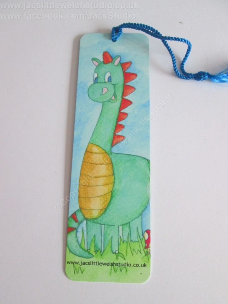 Dinosaur Metal Bookmark. Bookmarker. Dino. Cute Dinosaur. Gift for children. Gift for readers. Gift for Book Lovers by TheLittleWelshStudio on Etsy