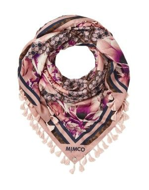 Cheeky Rosey Scarf