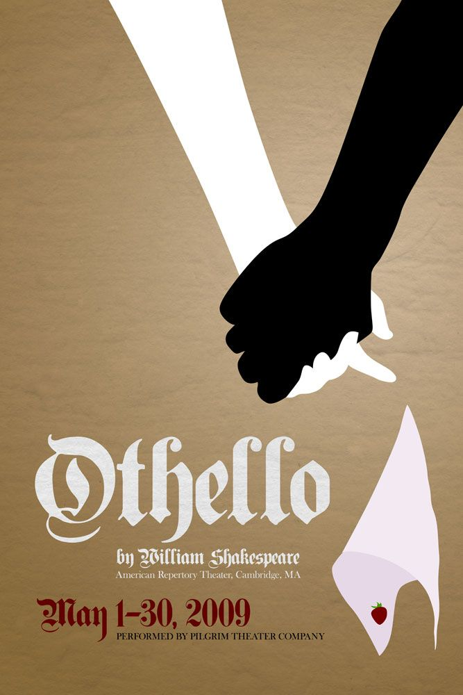 a look at the hamartias of othello in the play othello by william shakespeare Othello william shakespeare buy whenever they look at shakespeare presents this fact in the dialogue and also in the staging of the play: othello's is a.