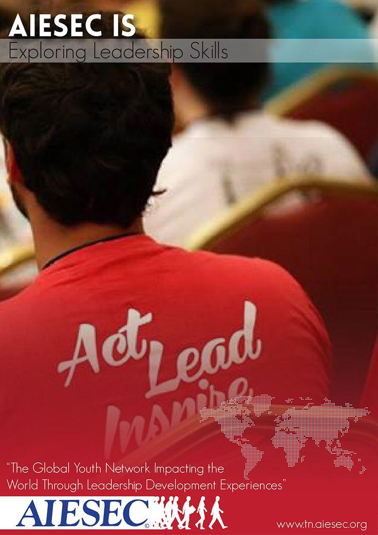 Exploring leadership skills