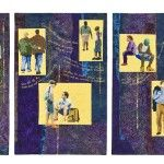 2010 traveling companions on life's journey_10 feet wide x 32 inches