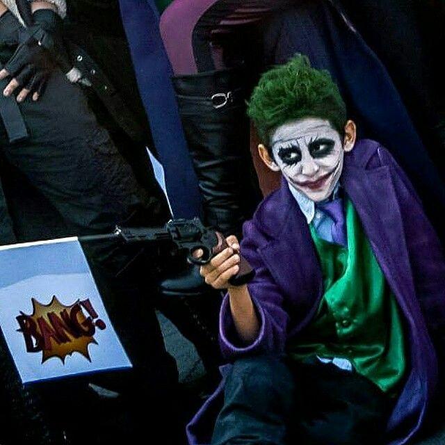 Joker romics 2015