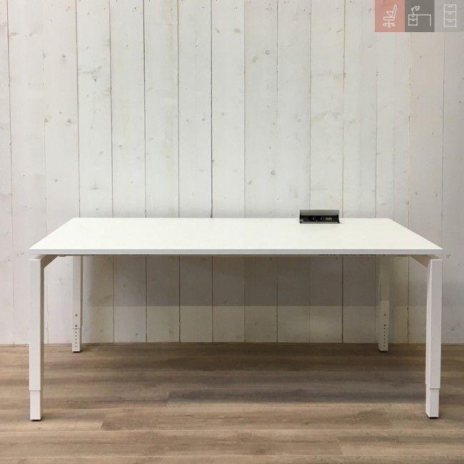 SWAN bureau 180 x 80 cm met kabelbox   VG Trading