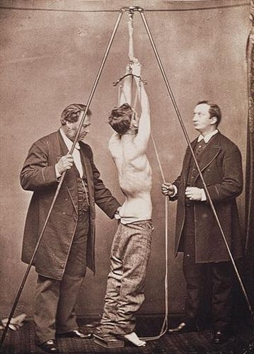 A. Sayre, M.D. Spinal Disease and Spinal Curvature: Their Treatment by Suspension and the Use of Plaster of Paris Bandage (London, 1877)