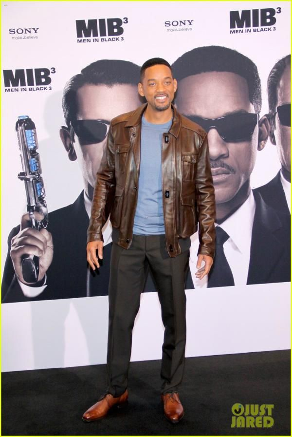 Casual Elegance Will Smith