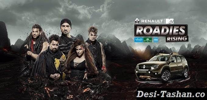 MTV Roadies Rising Episode 1 – 25th February 2017 Video Watch Online Desi Tashan.