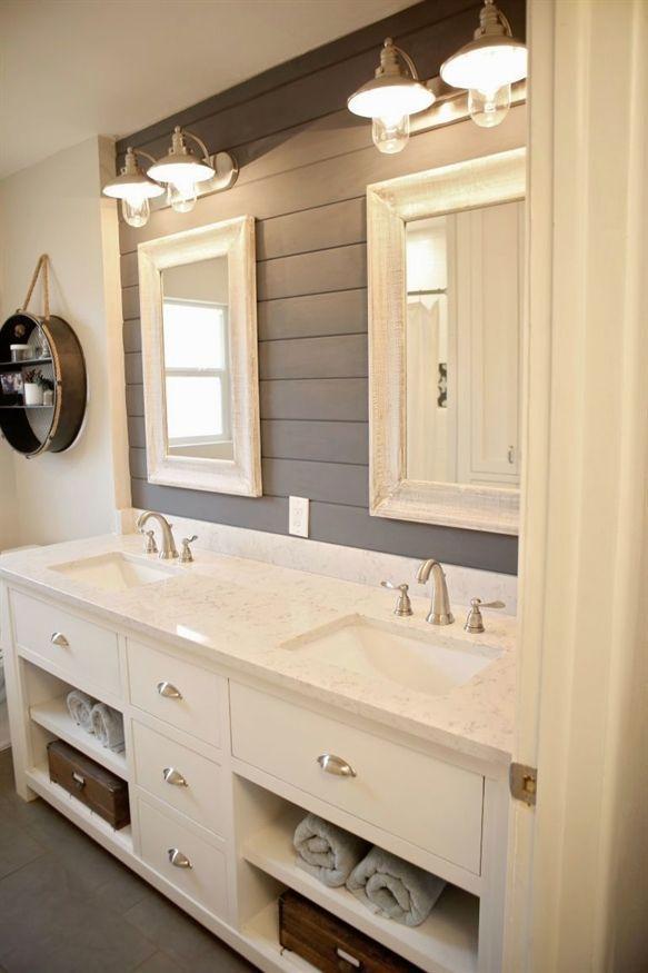 13 Best Bathroom Remodel Ideas Makeovers Design Bathroom Vanity Remodel Farmhouse Bathroom Vanity Bathrooms Remodel