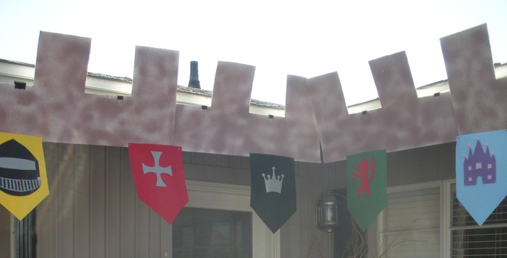 Turn your house into a castle