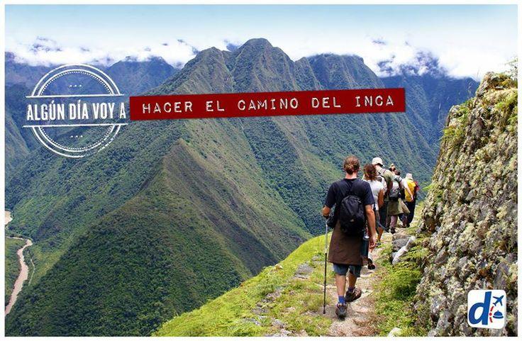 Viajar a Perú con Despegar -->  http://www.despegar.com