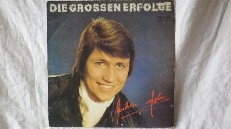 Andreas Holm Die Großen Erfolge Amiga 855591 kaufen bei Hood.de