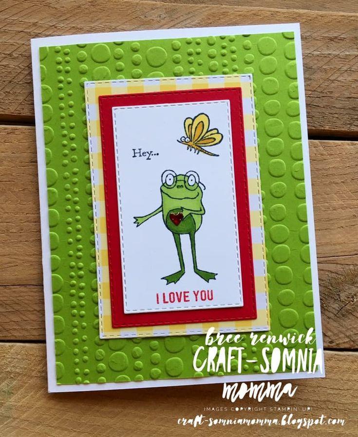 Открытки, открытка с лягушкой скрапбукинг