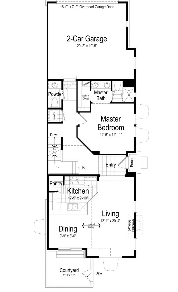 f3e685147083bc80e7413d36bd490562 Vernet Footage Ivory Homes Floor Plan on