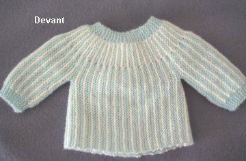 Coupe Couture : Brassière de naissance