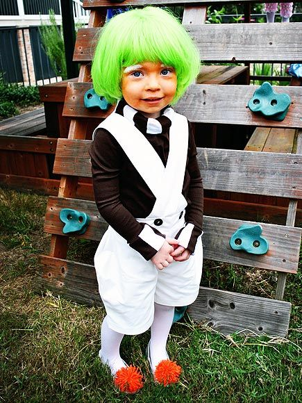 Babies' Halloween Costumes: Your Cutest Trick-or-Treaters - OOMPA LOOMPA - Halloween : People.com