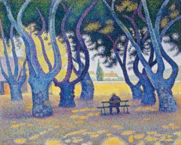 Perspectiva de Curadoria: Neo-Impressionismo eo sonho de Realidades