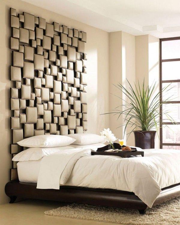 Art Bedroom Headboard Design