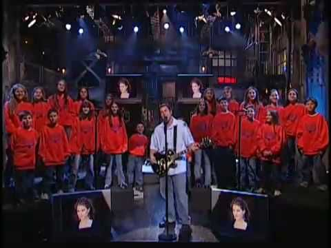 ADAM SANDLER - The Chanukah Song (Version 3)