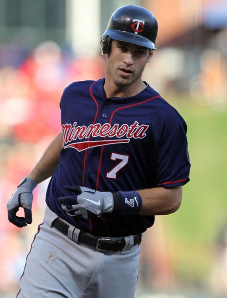 Joe Mauer Minnesota Twins :)