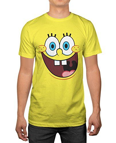 Spongebob Halloween Costume Shirt | ca $19