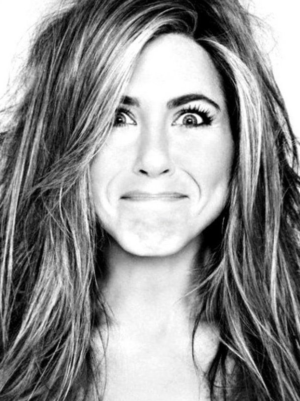 Jennifer Aniston - She's beautiful, funny, a brilliant actress and has great hair! I loved Friends and all the movies she's starred in. My favourite movie she's starred in is Picture Perfect.