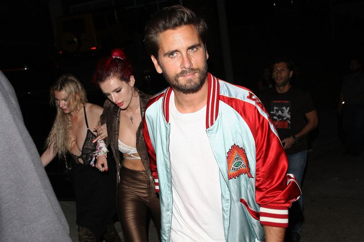 "Scott Disick and Bella Thorne party together in LA Sitemize ""Scott Disick and Bella Thorne party together in LA"" konusu eklenmiştir. Detaylar için ziyaret ediniz. http://www.xjs.us/scott-disick-and-bella-thorne-party-together-in-la.html"