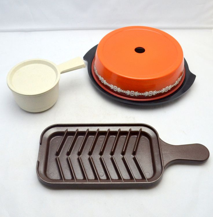 Lot of Vintage Nordic Ware Kitchen Items,  Soup 'R Mug, Grill 'N Bake, Keep it Hot, 1980s Era, With Boxes by UpswingVintage on Etsy