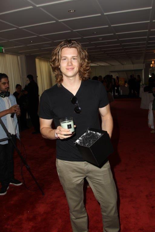 Alex Saxon | Alex Saxon attend at Red Carpet Events LA Teen Choice Gifting Suite ...