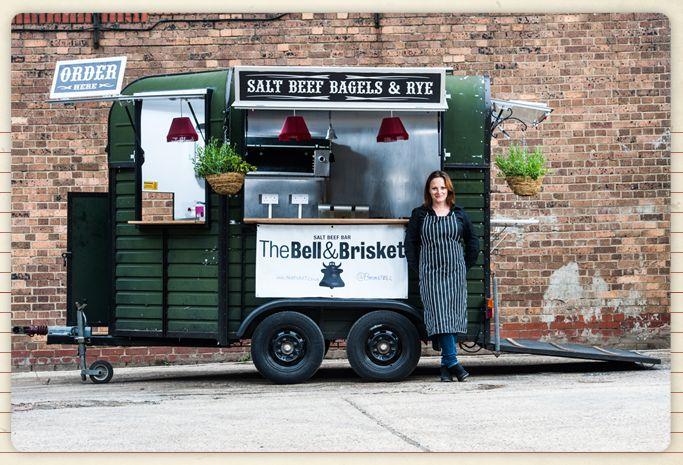 Desarrollo y Defensa: Los food trucks comienzan a calentar motores
