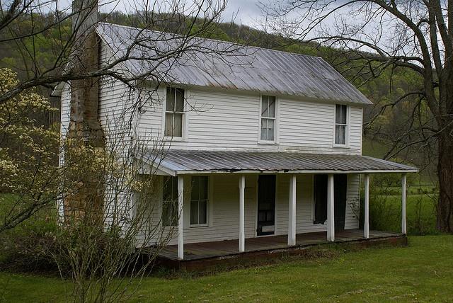 farmhouse in TN
